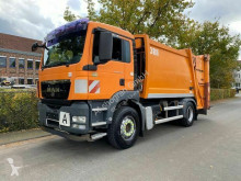 Maquinaria vial MAN TGS 18.320 4x2 BL Müllwagen HN Schörling camión volquete para residuos domésticos usado