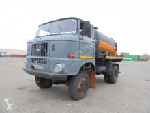 IFA W 50 LA F camión limpia fosas usado
