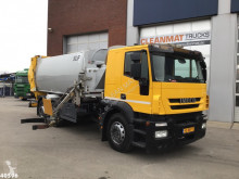 Camion raccolta rifiuti Iveco AT260 Haller 22m3 side loader