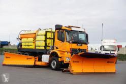 Veicolo per la pulizia delle strade MERCEDES-BENZ AROCS / 3340 / E 6 / 6 X 6 / PIASKARKO SOLARKA RA usato