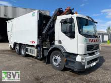 Maquinaria vial Volvo FE 320 camión volquete para residuos domésticos usado