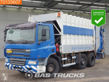 DAF CF 75.250 lastbil med ske til husholdningsaffald brugt
