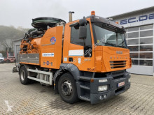 Iveco Stralis 350 Saug Druckwagen CAPPELLOTTO Combi camion hydrocureur occasion