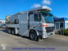 Camion hydrocureur Mercedes 2644 Kroll Saug Spülwagen Wasserrückgewinnung