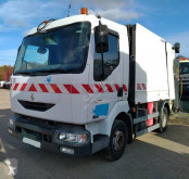 Renault Midlum 180 DCI used waste collection truck