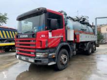 Scania camion autospurgo usato
