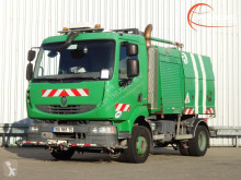 Renault Midlum lastbil med fejekost brugt