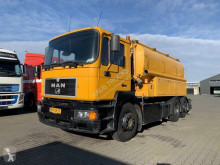 MAN sewer cleaner truck 27.403