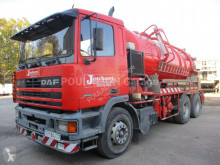 DAF sewer cleaner truck 95 360