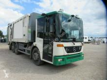 Mercedes 2629 Zoeller 2 Kammern, 3.Achse liftbar+drehbar camion benne à ordures ménagères occasion