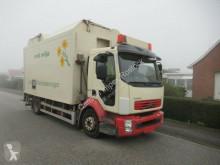 Maquinaria vial Volvo FL 240 Heck- und Seitenlader, Euro 5 camión volquete para residuos domésticos usado