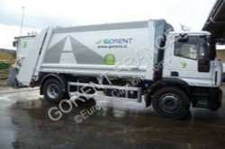 Iveco Eurocargo 180 E 28 used waste collection truck