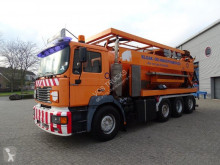 MAN 35-464 / KOLKZUIGER / / / 2001 used sewer cleaner truck