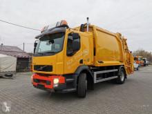 Maquinaria vial Volvo FL 280 EURO V garbage truck mullwagen camión volquete para residuos domésticos usado