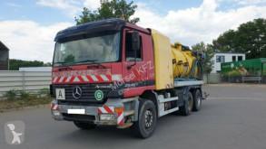 Lastbil med højtryksspuler Mercedes Actros 2640