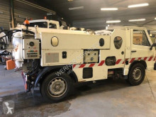 Bremach sewer cleaner truck