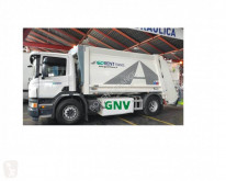 Scania P 280 DB used waste collection truck