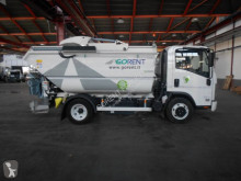 Isuzu P75 used waste collection truck
