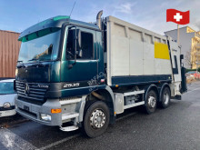 Maquinaria vial Mercedes 2535 6x2 camión volquete para residuos domésticos usado
