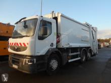 Maquinaria vial camión volquete para residuos domésticos Renault Premium 310 DXI