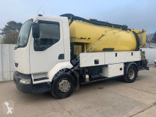 Renault sewer cleaner truck Midlum 220 DCI