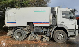 Mercedes Axor 1829 used road sweeper