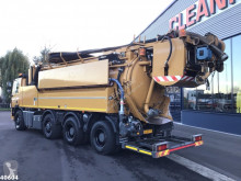 Ginaf sewer cleaner truck Wiedemann en Reichardt Combi
