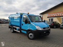 Iveco Daily EURO V EEV garbage truck mullwagen used waste collection truck