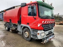 Mercedes 1836 4x2 Omnifant 80 Bucher Schörling Kehr-Saug used road sweeper