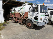 Renault Gamme M 200 used sewer cleaner truck