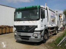 Mercedes Actros 1832 camión volquete para residuos domésticos usado