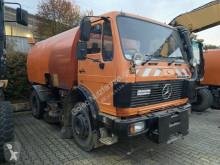Maquinaria vial camión barredora Mercedes 1414 K Kehrmaschine *Vollfunktionsfähig
