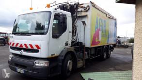 Camion benne à ordures ménagères Renault 385.26