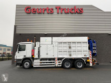 Mercedes sewer cleaner truck 3344 MTS SAUGBAGGER/SUCTIONEXAVATOR/GRO