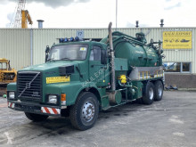 Volvo N10 used sewer cleaner truck