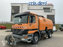 Mercedes Actros 1831 4x2 Bucher Schörling - Optifant 70 camion balayeuse occasion