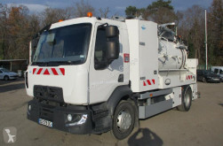 Renault Midlum 280 used sewer cleaner truck