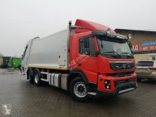 Volvo FMX 420 EURO V garbage truck mullwagen used waste collection truck