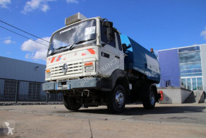 Renault Midliner used road sweeper