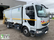 Renault Midlum 220 DXI used waste collection truck