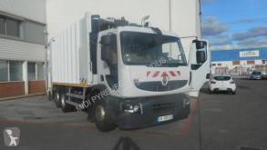 Maquinaria vial Renault Premium 310.26 camión volquete para residuos domésticos usado