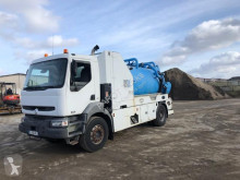 Renault Kerax 320 DCI camion hydrocureur occasion