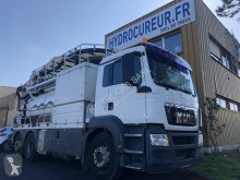 MAN TGS 26.360 used sewer cleaner truck