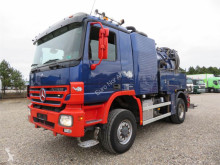 Sewer cleaner truck Mercedes-Benz Actros 2041 4x4 FFG Elephant 2000 Euro 5