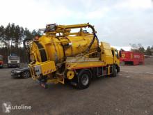 Camion hydrocureur Renault 2005 WUKO HUWER do zbierania odpadów płynnych