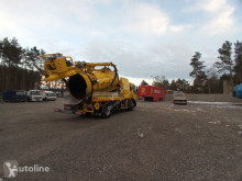 Renault WUKO HUWER do zbierania odpadów płynnych camion autospurgo usato