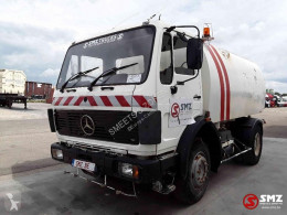 Mercedes SK 1414 camion spazzatrice usato