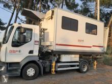 Veicolo per la pulizia delle strade veicoli speciali Renault Midlum 220