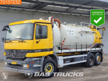 Mercedes Actros 2531 used sewer cleaner truck