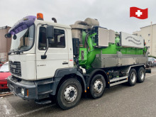 MAN sewer cleaner truck 32.464 vf